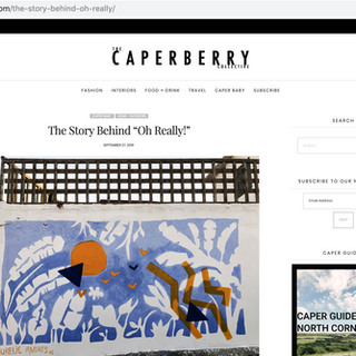 THE CAPERBERRY / UK