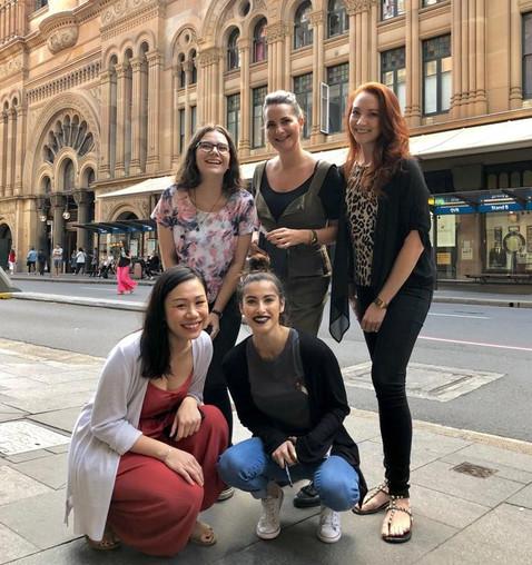 Celebrating International Women's Day at Kreate Australia