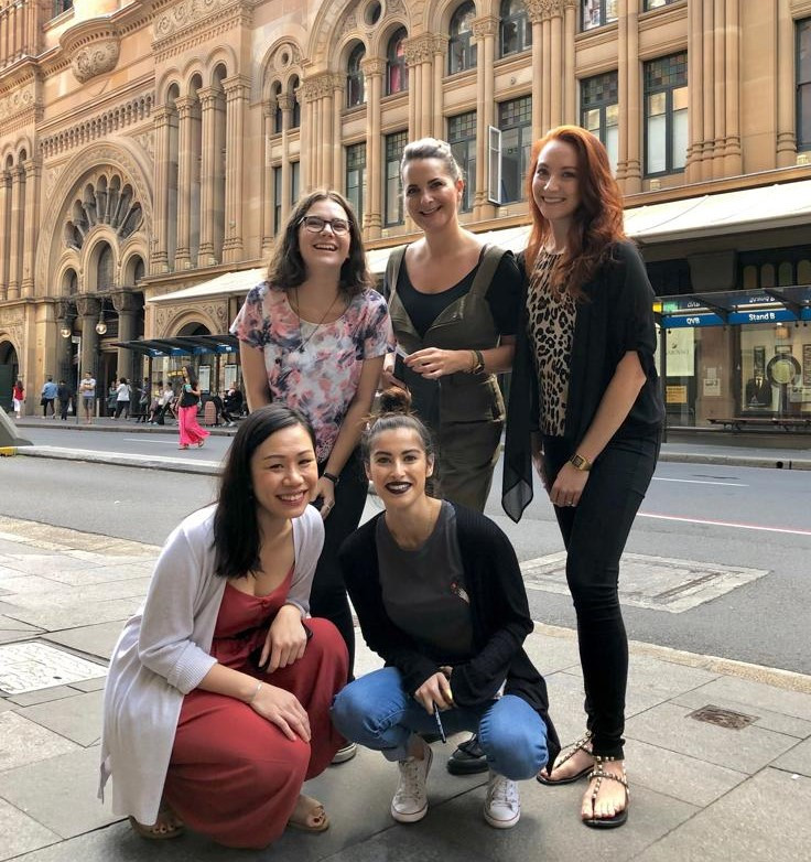 Kreate Sydney HQ Team