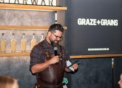 Graze + Grains Media Launch