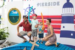 Pierside Launch Event
