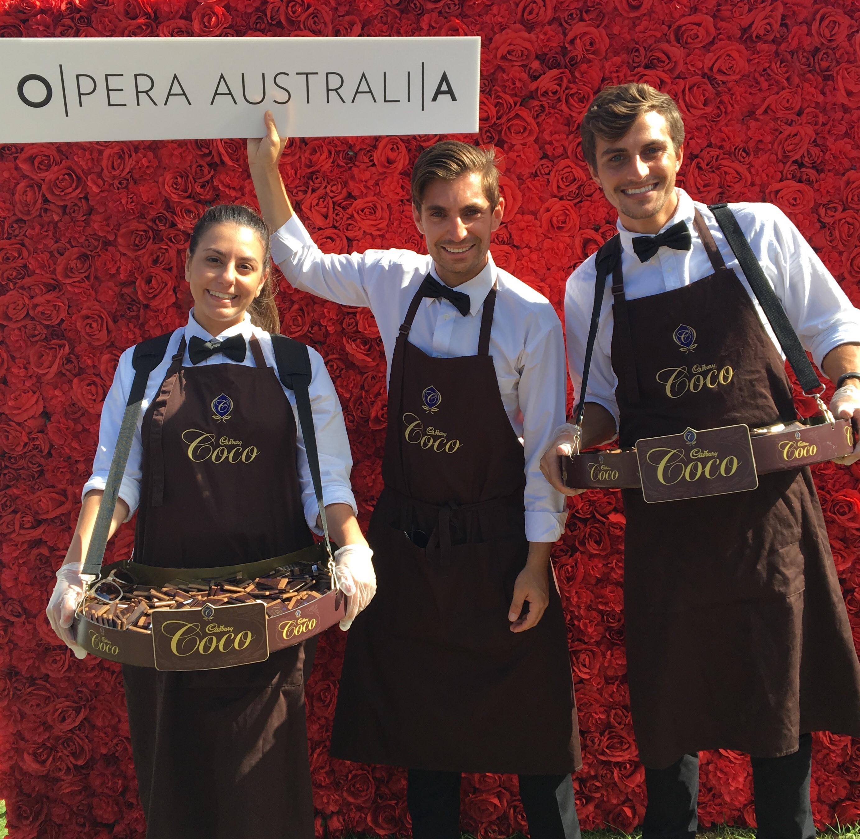 RSA Staff Promotional Staff Promo Staff Brand Ambassadors Food Service Staff HACCP qualified staff S