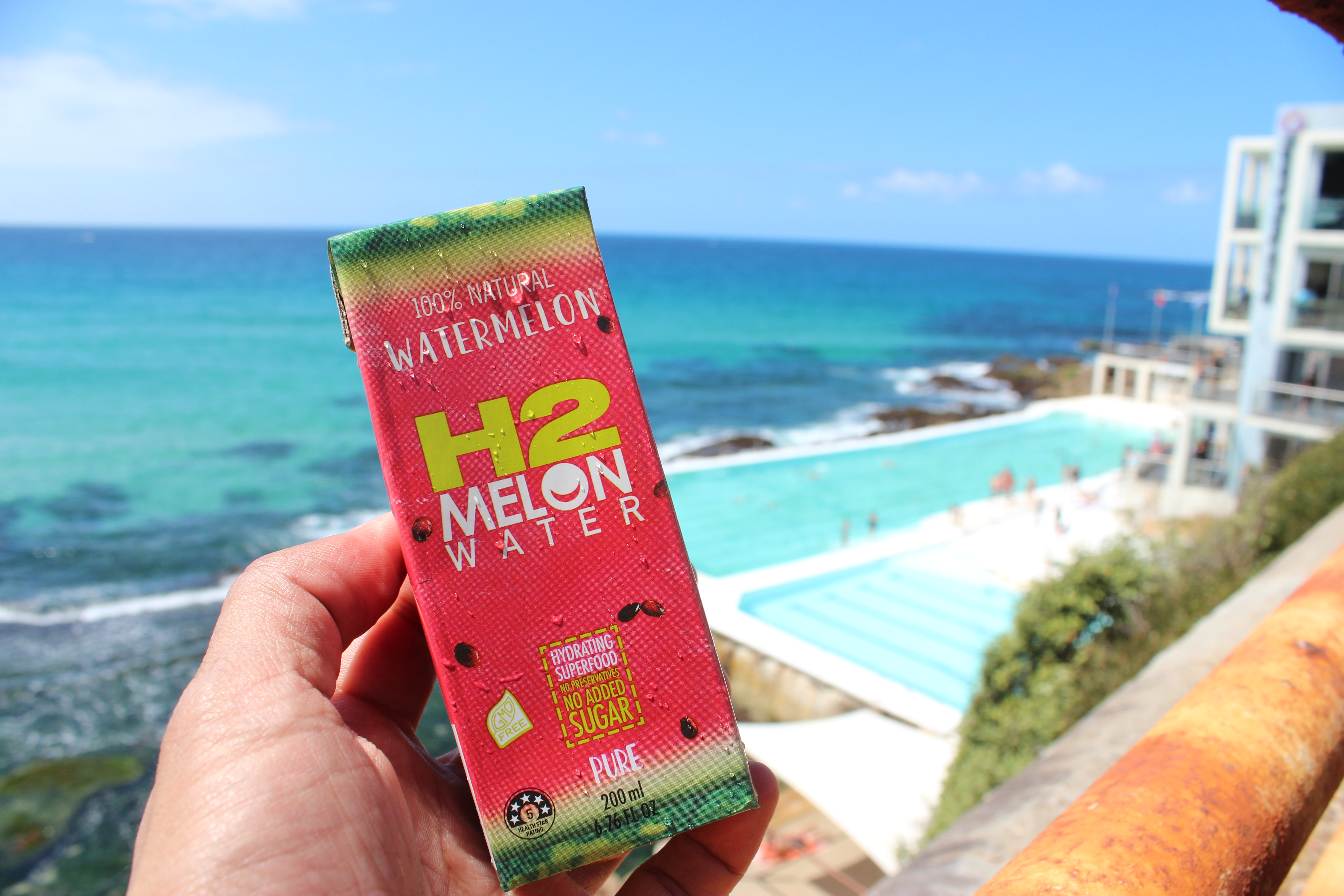 H2 Melon Water!