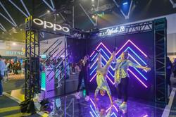 OPPO at Optus Kick Start