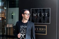 Aaron Favaloro x West Hotel
