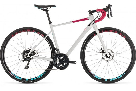 AXIAL PRO DISC ROUTE FEMME CUBE 2019