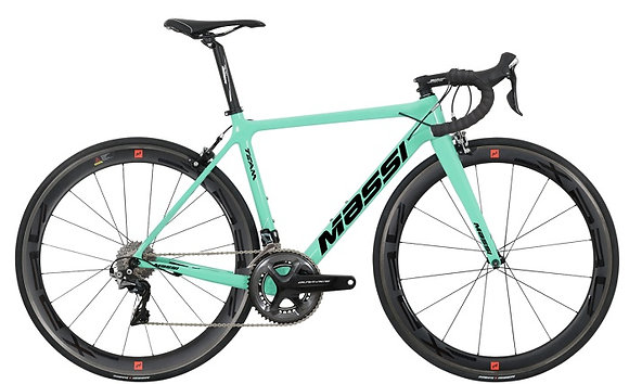 ROUTE MASSI TEAM 105 BLACK PRO   2019