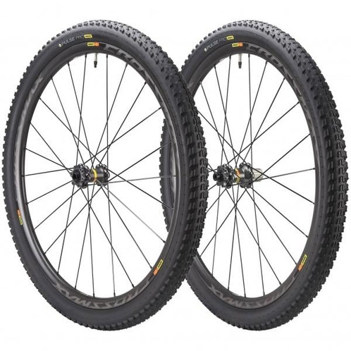 fcb04f65e52 Avec les roues MAVIC Crossmax Pro Carbon 27,5
