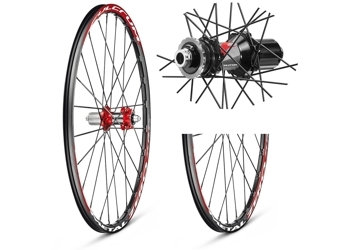 Roues FULCRUM 26 RED METAL ZERO XRP