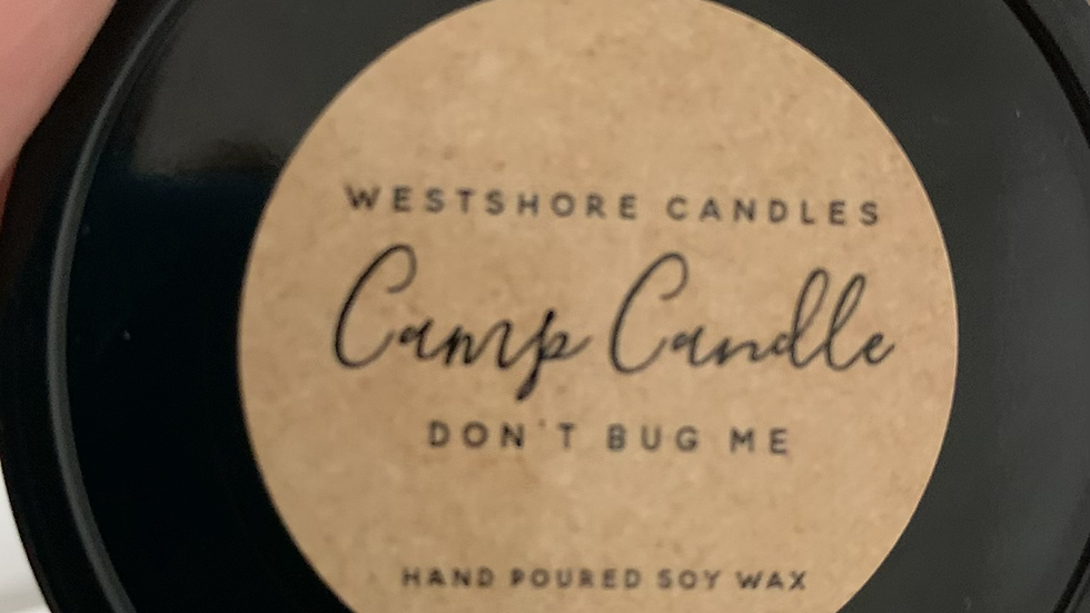 Camp Candle