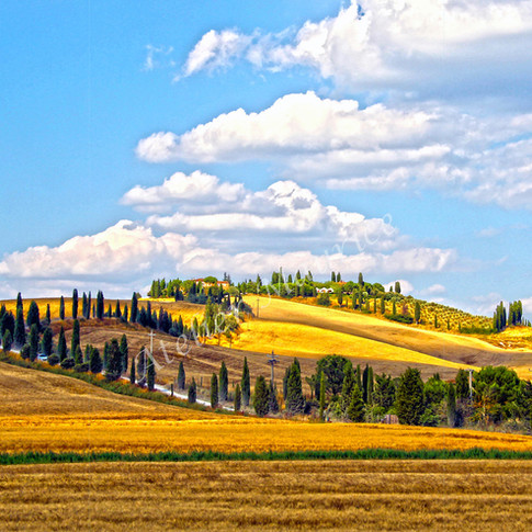 Tuscany,  Itay