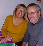 James and Arlene, Claude Convers Student at Bay Area French Lessons