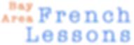 French Classes East Bay, Oakland, Berkeley, Bay Area