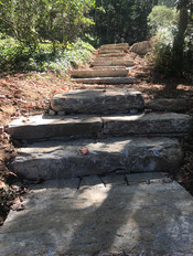 Hoopers Creek Steps