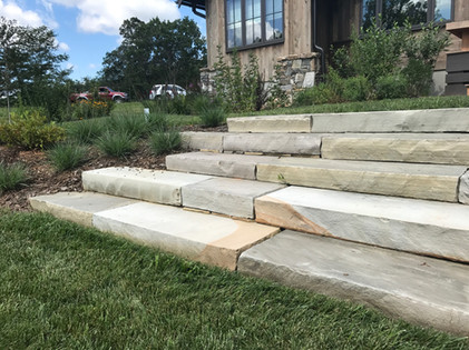 Crab Orchard Steps at Sovereign Oaks Residence
