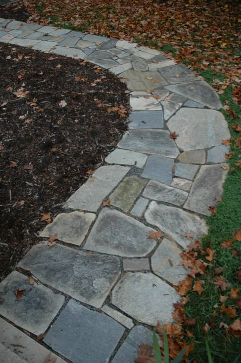 Dry-Laid Stone