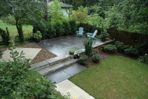 Outdoor Living Area - Asheville