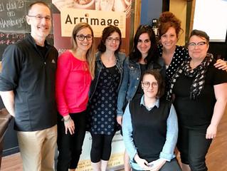 EPAS s'associe à Arrimage Estrie et à Geneviève Arbour pour la 3e édition de La Conquête d'automne!