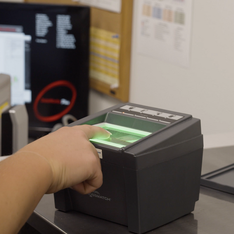 What is the Fingerprinting Process?