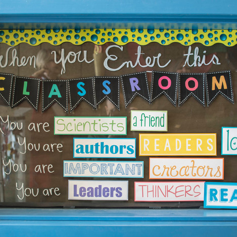 What's the best thing about being a teacher?
