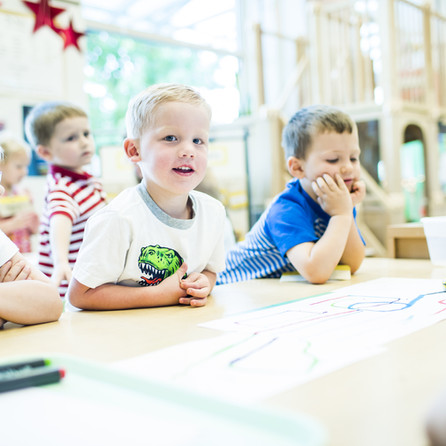 5 Things You Didn't Know About Early Childhood Education