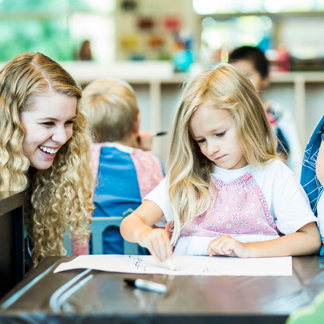 Combating Negative Teaching Stereotypes