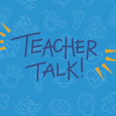 Teacher Talk Info