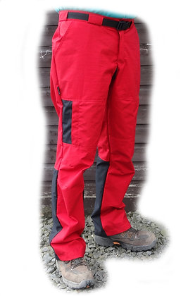 ARNISH TROUSERS old style RED/BLACK 34/32  V075