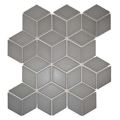 Cubist Matte Grey