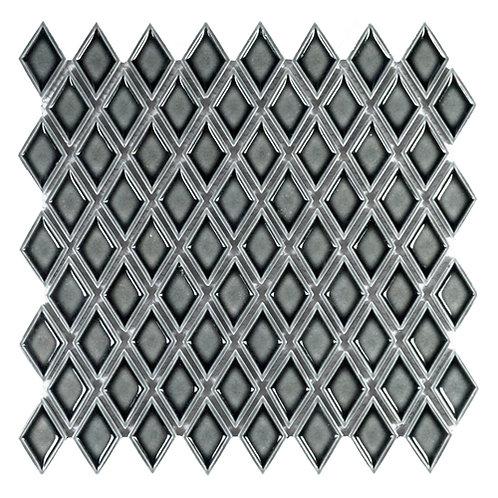 Aria Crystals Dark Grey