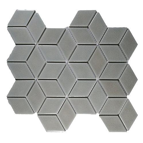 Cubist Crackle Grey