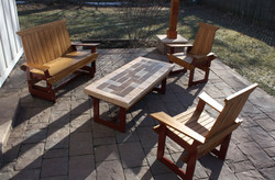 Custom Patio Set