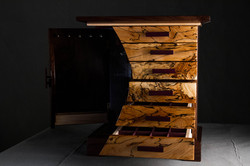 Drawers opened in sequence