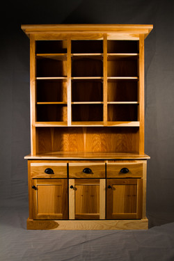 Hutch Front View