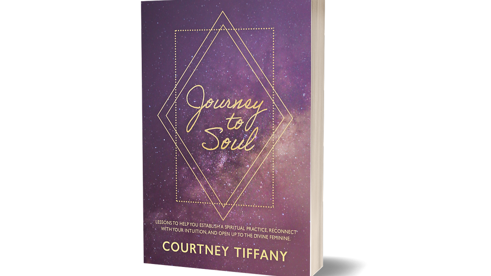 Journey to Soul Paperback - Signed Copy