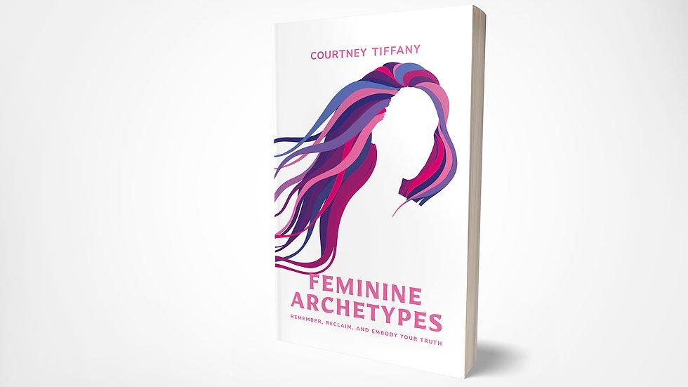 Signed Paperback of Feminine Archetypes