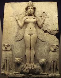 March's Featured Goddess: Inanna
