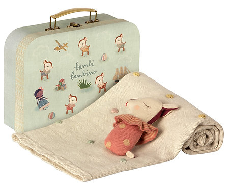 Baby Gift Set with Blanket