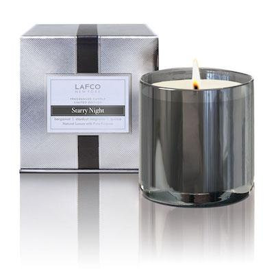 "LAFCO New York Fragranced Candle ""Starry Night"""