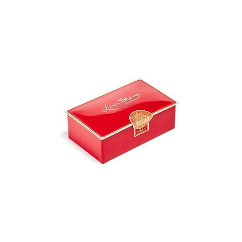 "Louis Sherry Chocolates ""Vreeland Red"" - 2 Piece"