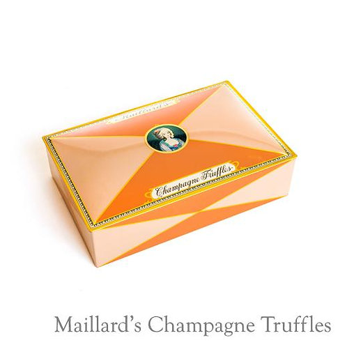 "Louis Sherry Chocolates ""Maillard's Champagne Truffles"" - 12 Pieces"