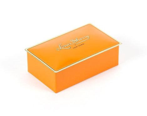 "Louis Sherry Chocolates ""Tangerine"" - 2 Piece"
