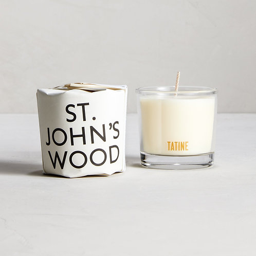 St. John's Wood Votive Candle