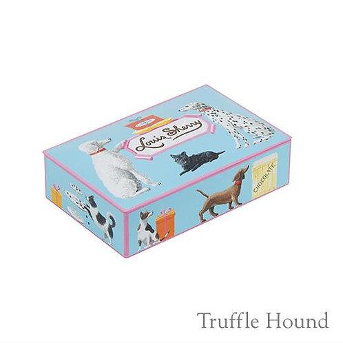 """Louis Sherry Chocolates """"Truffle Hound"""" - 2 Piece"""
