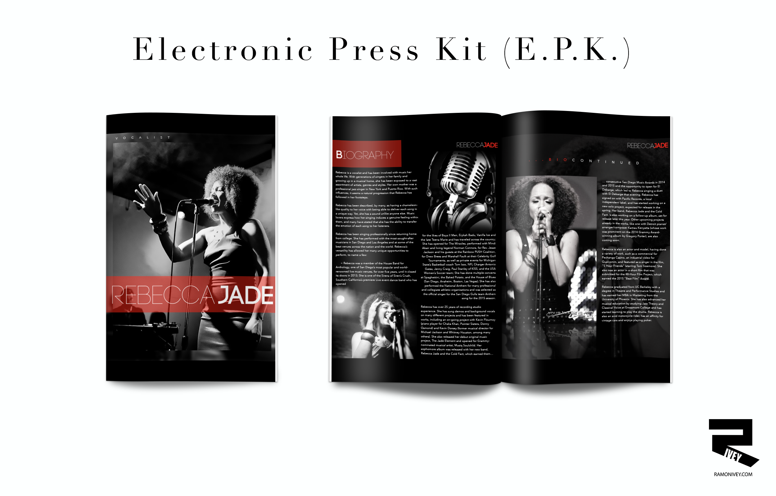 ELECTRONIC PRESS KITS