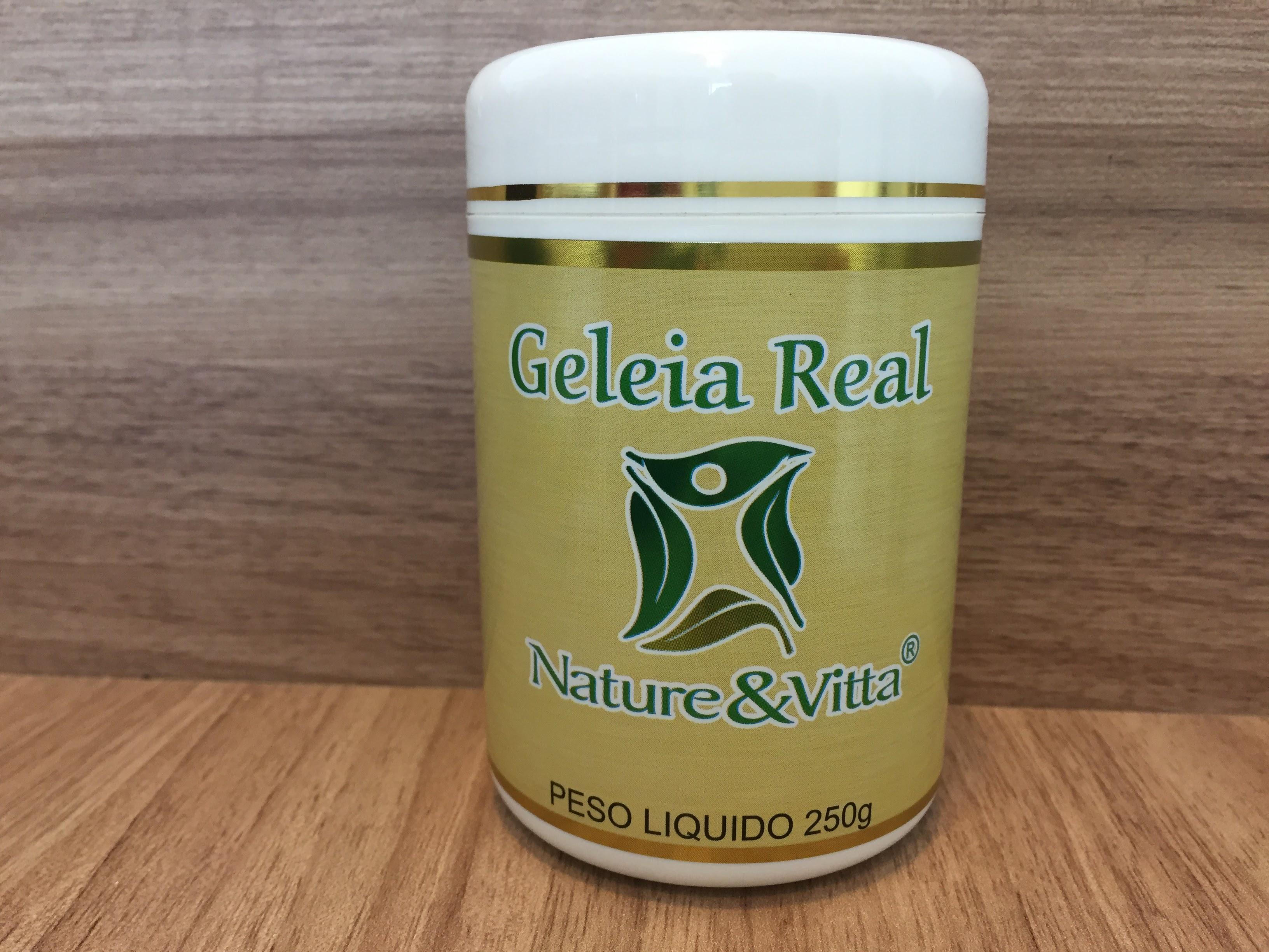 Geleia Real Nature&Vitta
