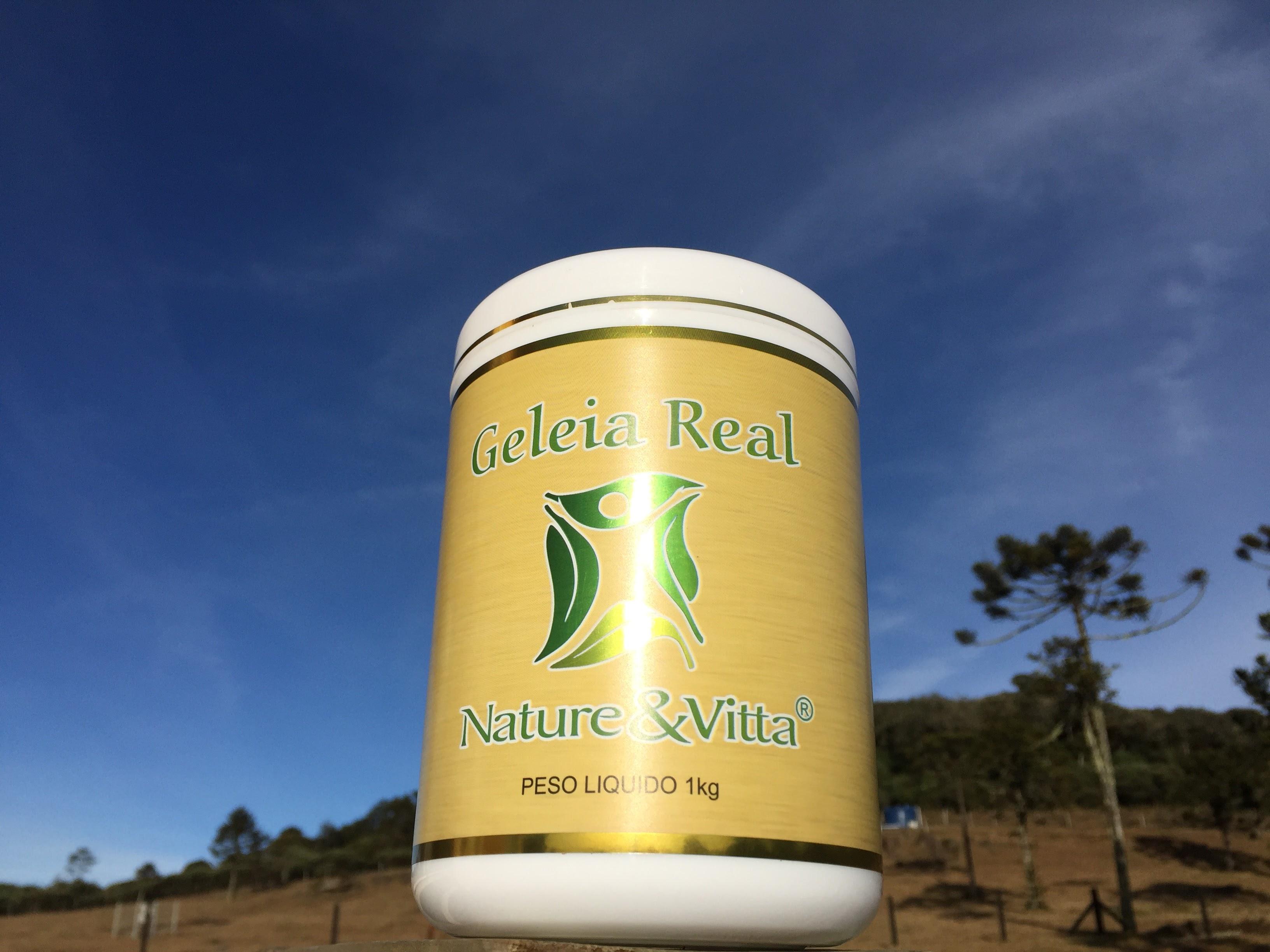 Geleia Real Nature&Vitta 1kg