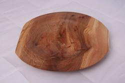 Natural edge Elm bowl