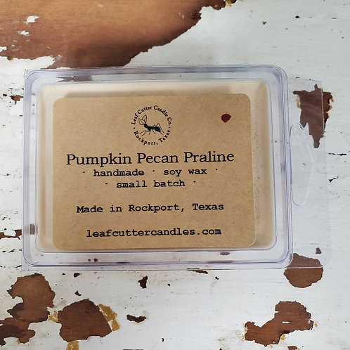 Pumpkin Pecan Prailine Wax Melt