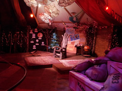 Father Christmas Eden 2012